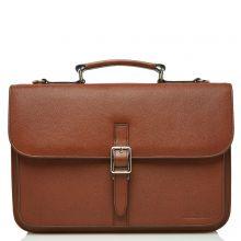 Castelijn & Beerens Vivo Laptoptas 13.3' RFID Cognac