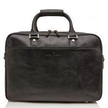 Castelijn & Beerens Verona Business RFID Laptoptas 15.6'' Zwart