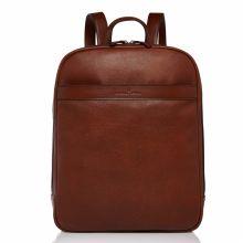 Castelijn & Beerens Vivo Laptop Backpack 15.6'' RFID Cognac