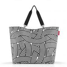 Reisenthel Shopper XL / Strandtas Zebra