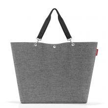 Reisenthel Shopper XL / Strandtas Twist Silver