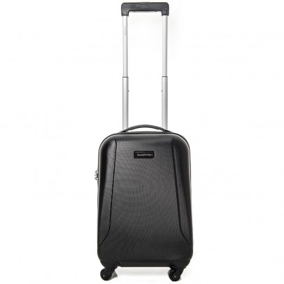 CarryOn Skyhopper Handbagage Koffer 55 Black