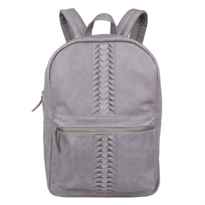 "Cowboysbag Bag Afton Laptop Rugzak 15.6"" Grey 2040"
