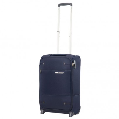 Samsonite Base Boost Upright 55 Length 35 Navy Blue