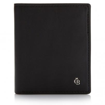 Castelijn & Beerens Vita Billfold 6 Creditcards 4182 Black