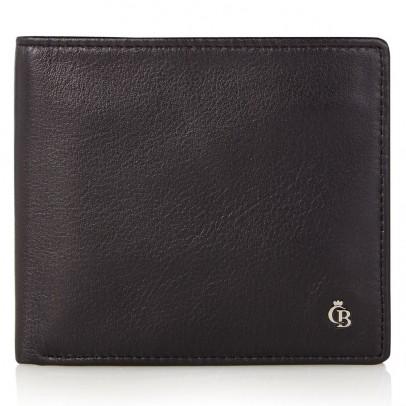Castelijn & Beerens Vita Billfold 4 Creditcards 4282 Black