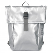 Bree Punch 93 Backpack Shiny Silver