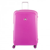Delsey Belfort Plus Spinner 76 Pink