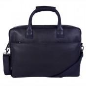 DSTRCT Fletcher Street Business Laptoptas 17'' Black 016420