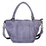 DSTRCT Stonehill Road Handbag Light Grey