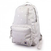 Converse Go Backpack Pale Grey/ Foil