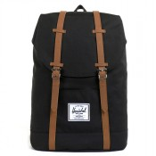 Herschel Retreat Rugzak Black/Tan