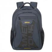 "American Tourister AT Work Laptop Backpack 15.6"" Sport True Navy/ Blueprint"
