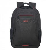 "American Tourister AT Work Laptop Backpack 15.6"" Print Black Print"