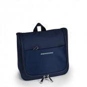 Gabol Zambia Cosmetic Toiletry Bag Blue