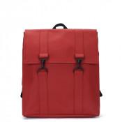 Rains Original MSN Bag Rugtas Scarlet