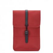 Rains Original Backpack Mini Scarlet