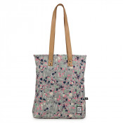 The Pack Society The Shopper Schoudertas Grey Speckles Allover