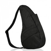 The Healthy Back Bag The Classic Collection Textured Nylon S Pop Culture Black