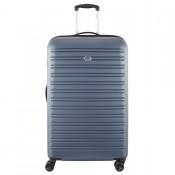 Delsey Segur Trolley Case 4 Wheel 78 Blue