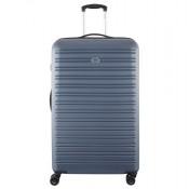 Delsey Segur Trolley Case 4 Wheel 81 Blue