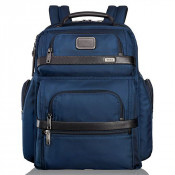Tumi Alpha 2 Business T-Pass Class Brief Pack Navy
