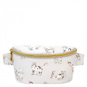 Mi-Pac Bumbag Heuptas Cats Light Grey