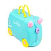 Trunki Ride-On Kinderkoffer Eenhoorn Una