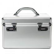 Alumaxx Aluminium Beautycase Zilver 2481