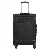 Titan Ceo 4 Wheel Trolley M Expandable Black