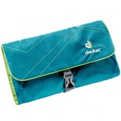 Deuter Wash Bag II Toiletkit Petrol/ Kiwi