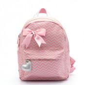 Zebra Trends Kinder Rugzak S Zigzag Pink
