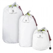 Eagle Creek Pack-It Specter Stuffer Set Mini White/Strobe