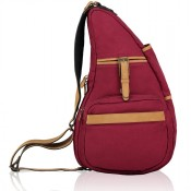 The Healthy Back Bag Expedition L Rugzak Burgundy