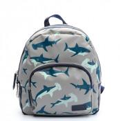 Zebra Trends Boys Rugzakje Wild Shark