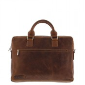 "Plevier Business/Laptoptas 15.6"" Cognac 477"