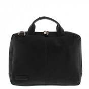 "Plevier Laptopsleeve/ Schoudertas 1-Vaks 14"" Black 480"