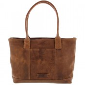 "Plevier Business/Laptoptas 1-Vaks 14-15"" Cognac 481"
