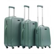 CarryOn Skyhopper 3-Delige Kofferset Olive