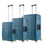 CarryOn Steward Kofferset Ice Blue