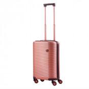CarryOn BlingBling Handbagage Spinner 55 Rose Gold