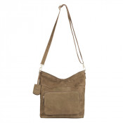 Burkely Mono Maddy Cross Body Schoudertas Khaki 531924
