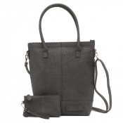 Zebra Trends Natural Bag Kartel Rits XL Croco Black 552203