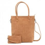 Zebra Trends Natural Bag Kartel Rits XL Camel 552205