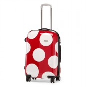 Claymore Fashion Dots Trolley 61 Red