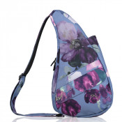 The Healthy Back Bag The Classic Collection Textured Nylon S Garden Party