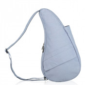 The Healthy Back Bag The Classic Collection Textured Nylon S Stonewash