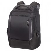 "Samsonite Cityscape Tech Laptop Backpack 17.3"" Expandable Black"