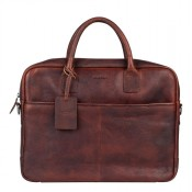 "Burkely Antique Avery Laptopbag 15"" Brown 740956"
