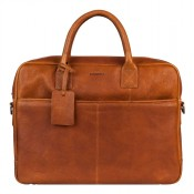 "Burkely Antique Avery Laptopbag 15"" Cognac 740956"
